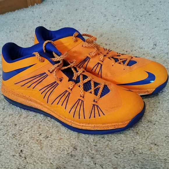 big sale d938f 5f4a4 Nike Lebron 10 low bright citrus. M 5ad38eb92ab8c543ab7b36bc